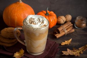 Heartburn-Free Pumpkin Spice Drinks and Snacks